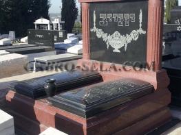 גברו סלע - מצבות בעיצוב מיוחד : מק''ט 013