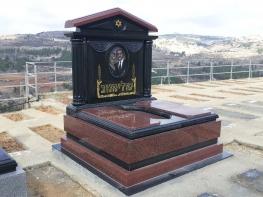 גברו סלע - מצבות בעיצוב מיוחד : מק'' 003