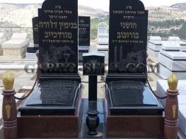 גברו סלע - מצבות בעיצוב מיוחד : מק''ט 012