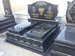גברו סלע - מצבות בעיצוב מיוחד : מק''ט 018